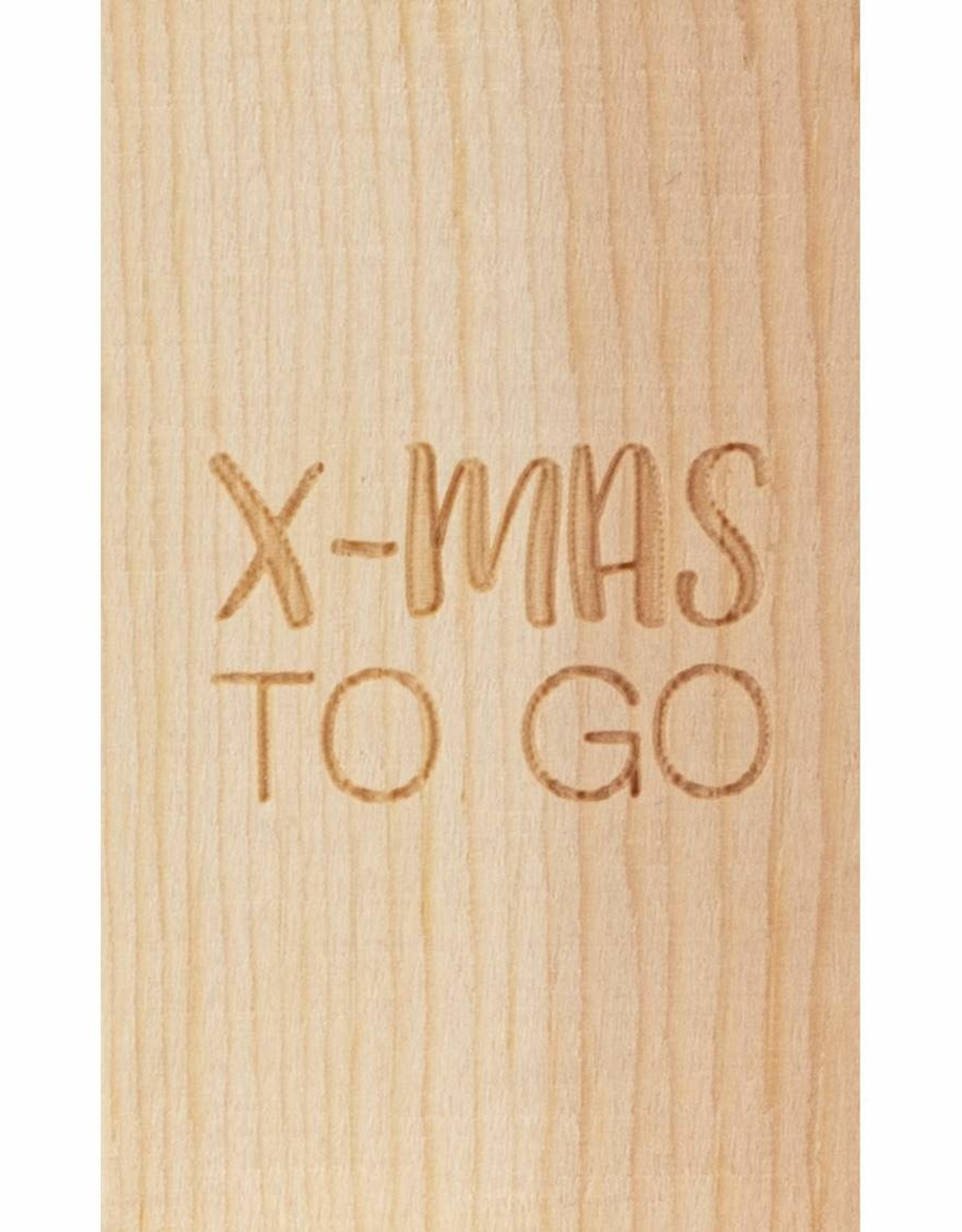 Rader Lucky box- Xmas to go fir Tree