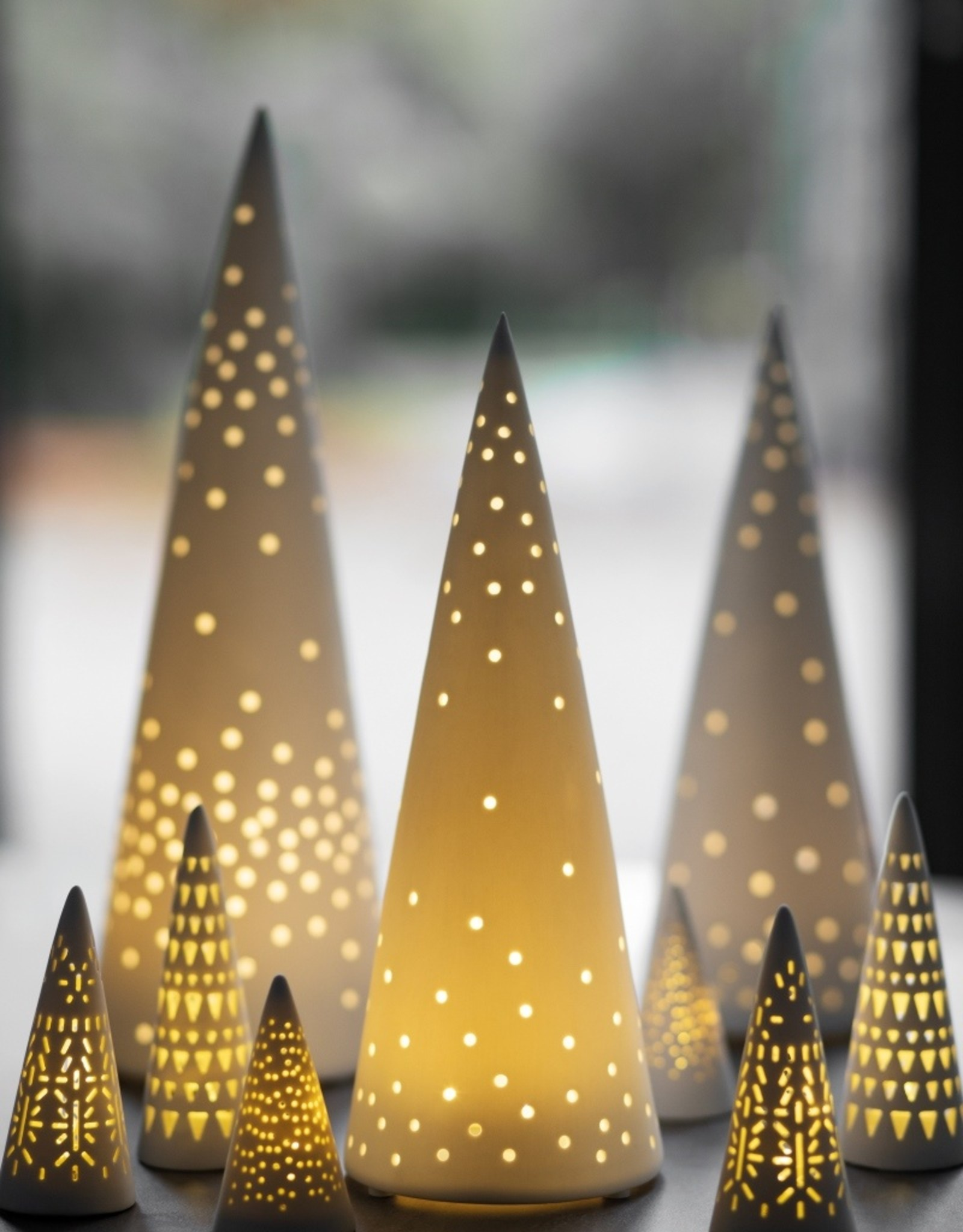 Rader LED Mini Light fir Tree Large