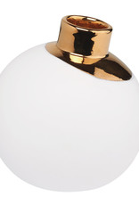 Rader Snowball Small White Gold 6.5 cm
