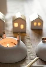 Rader Photophore petites maisons