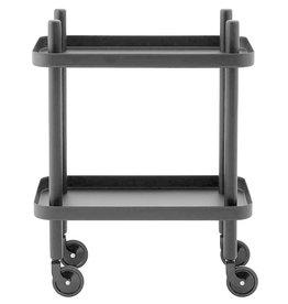 Normann Copenhagen Block Table Black/Black
