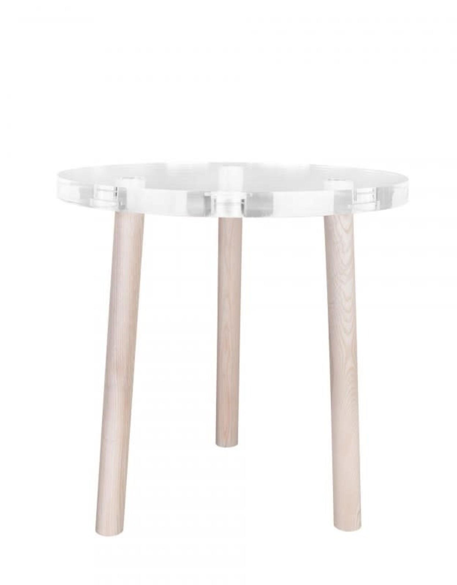 La Chaise Française La table des copains H 48 cm