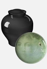 ibride Service de table Yuan Narcisse Noir/ 8 pièces empilables