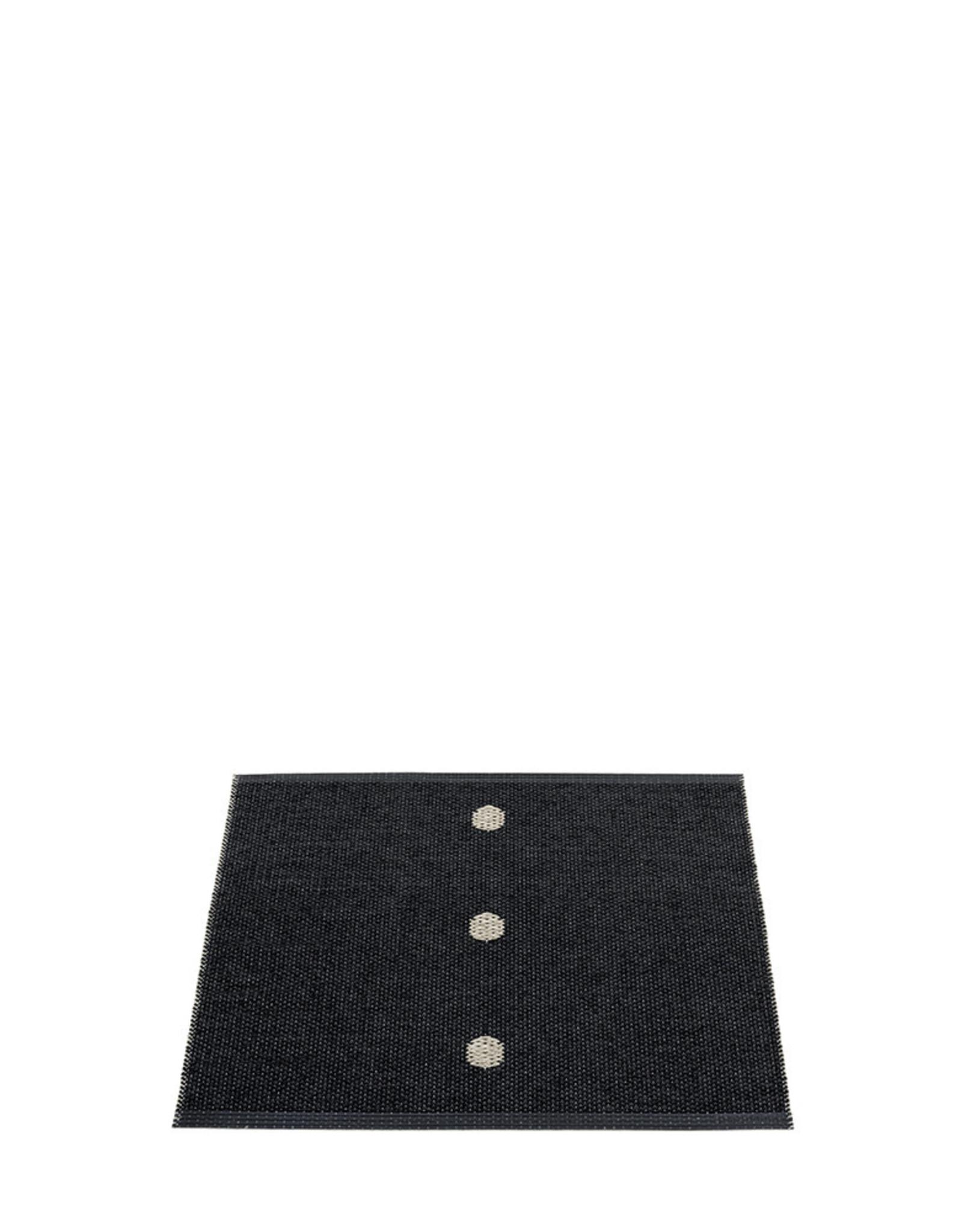 Pappelina Tapis Peg Black/ Linen