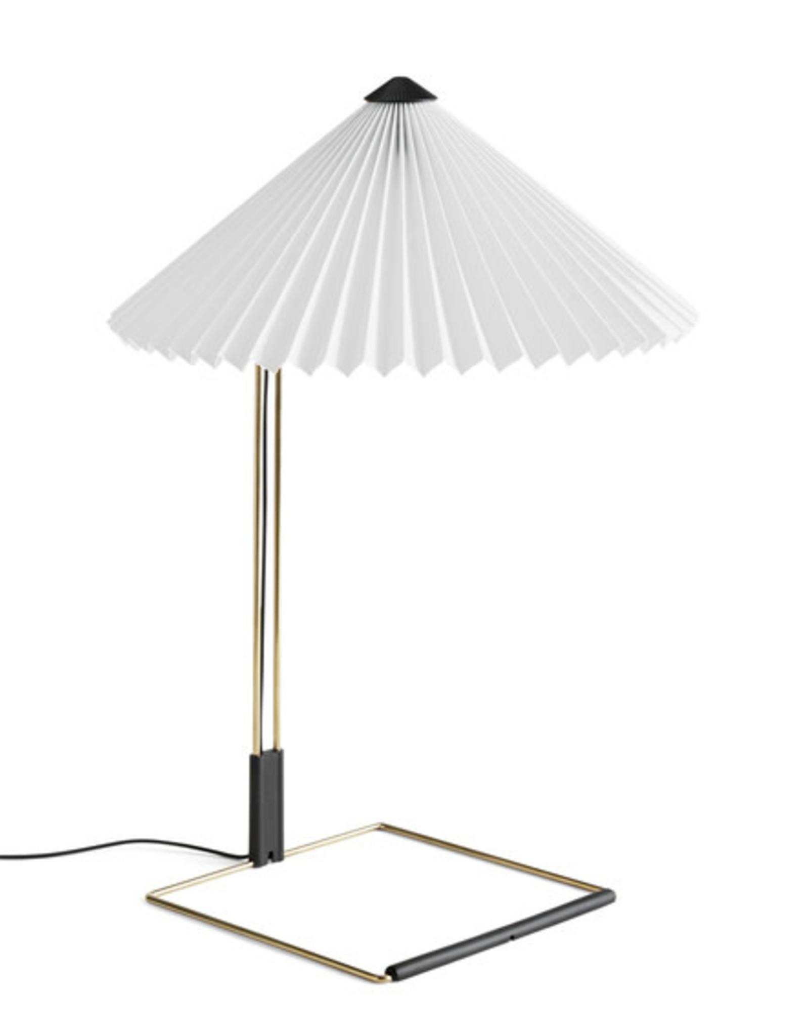 Hay Lampe de table Matin Blanc Large