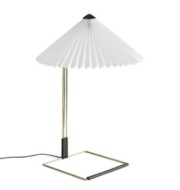 Hay Lampe de table Matin Blanc Large