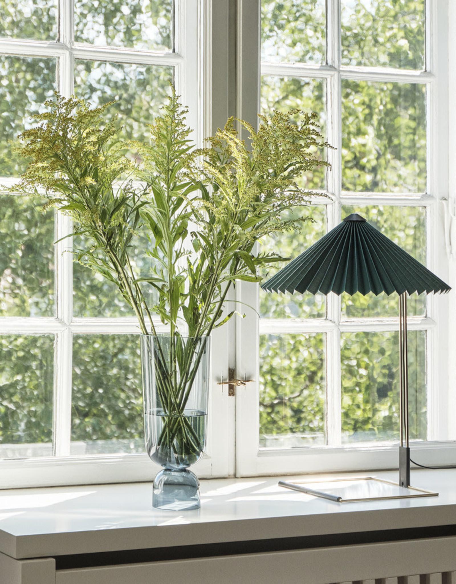 Hay Lampe de table Matin Vert Large