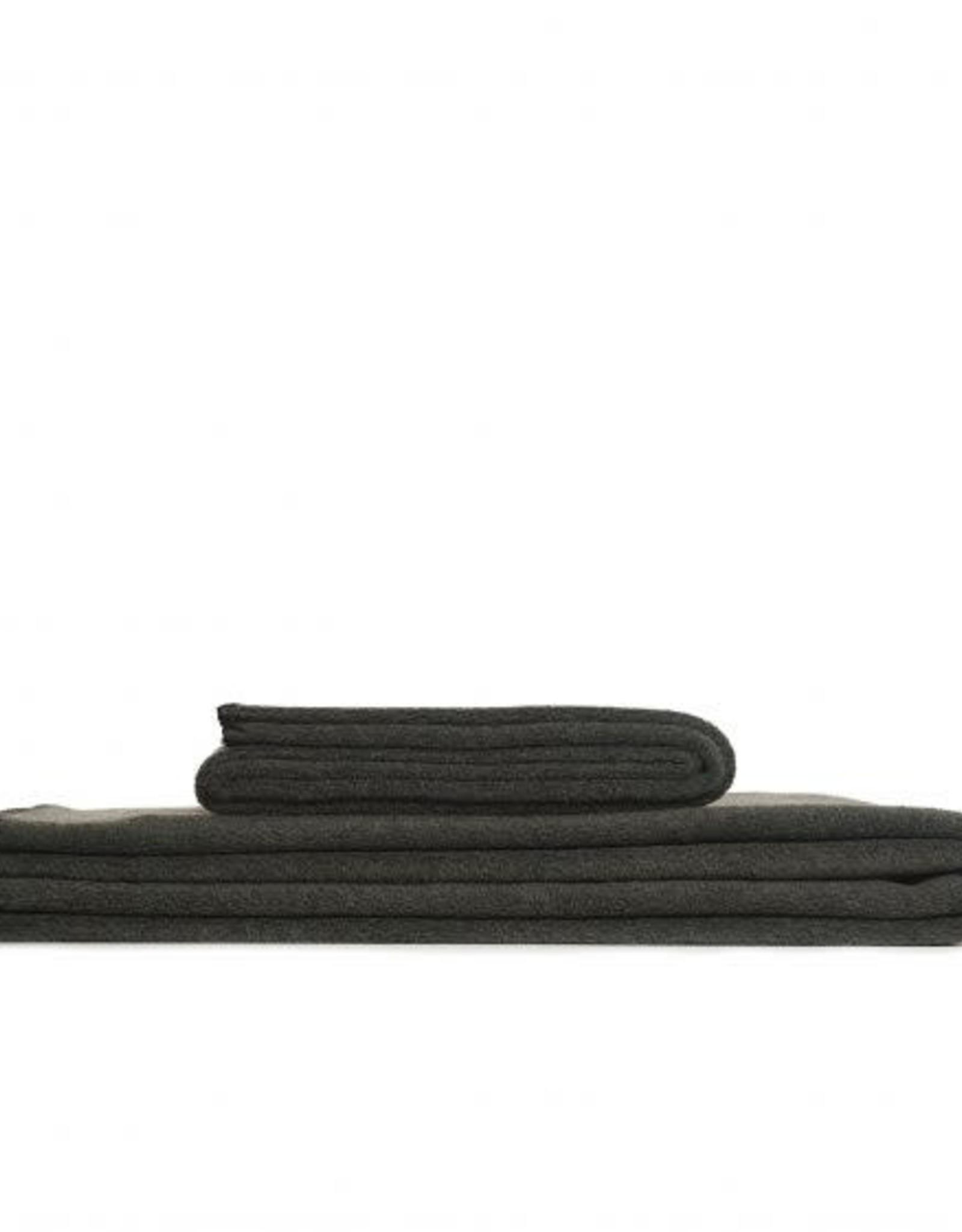 Tweedmill Textiles Plaid Polaire Charbon 145x200 cm