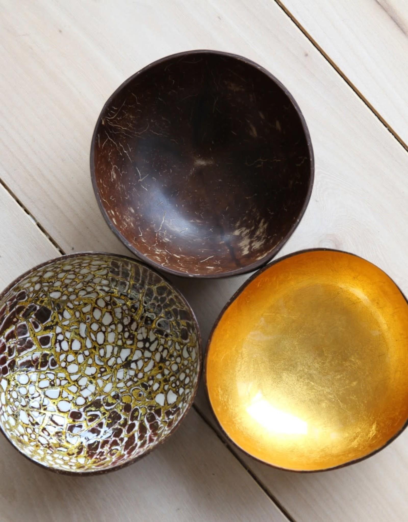 noya Bol en noix de coco Natural colour / Glossy design