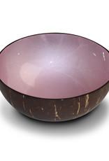 noya Bol en noix de coco Soft Pink Metallic Paint