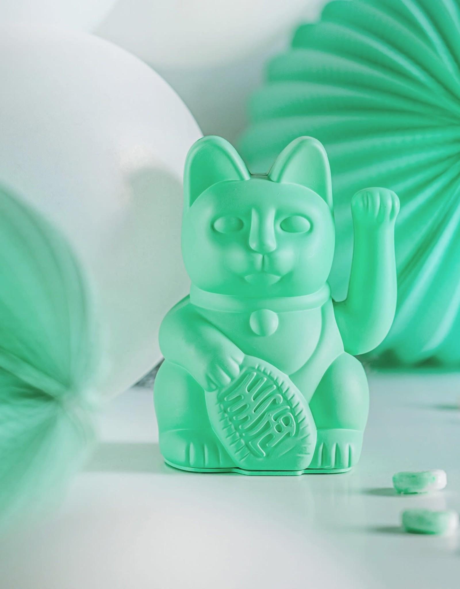 Donkey Lucky Cat Mint Green - Donkey