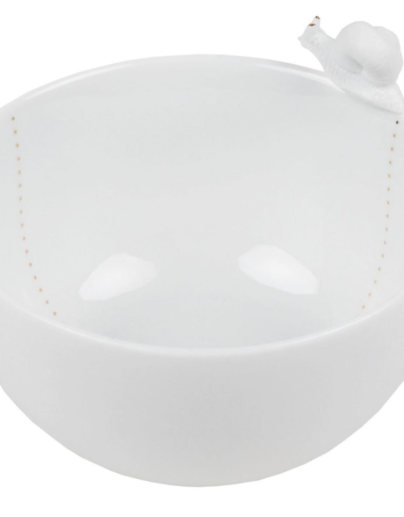 Rader Bol en porcelaine - Escargot