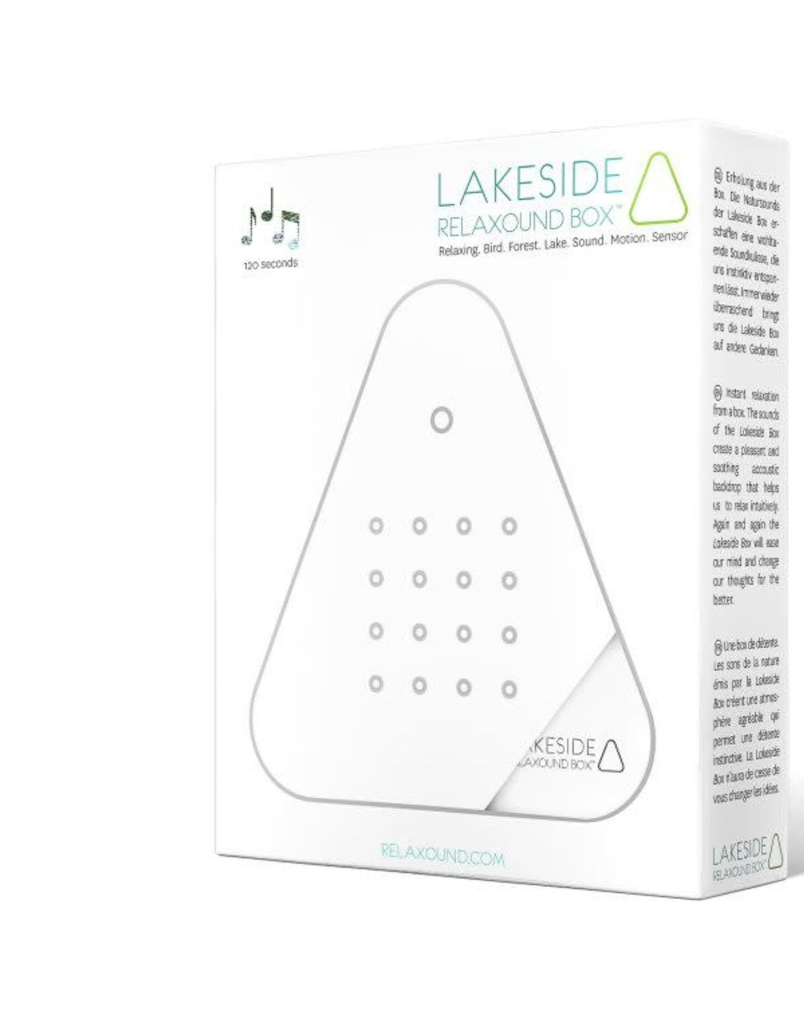 relaxound Lakesidebox Blanc