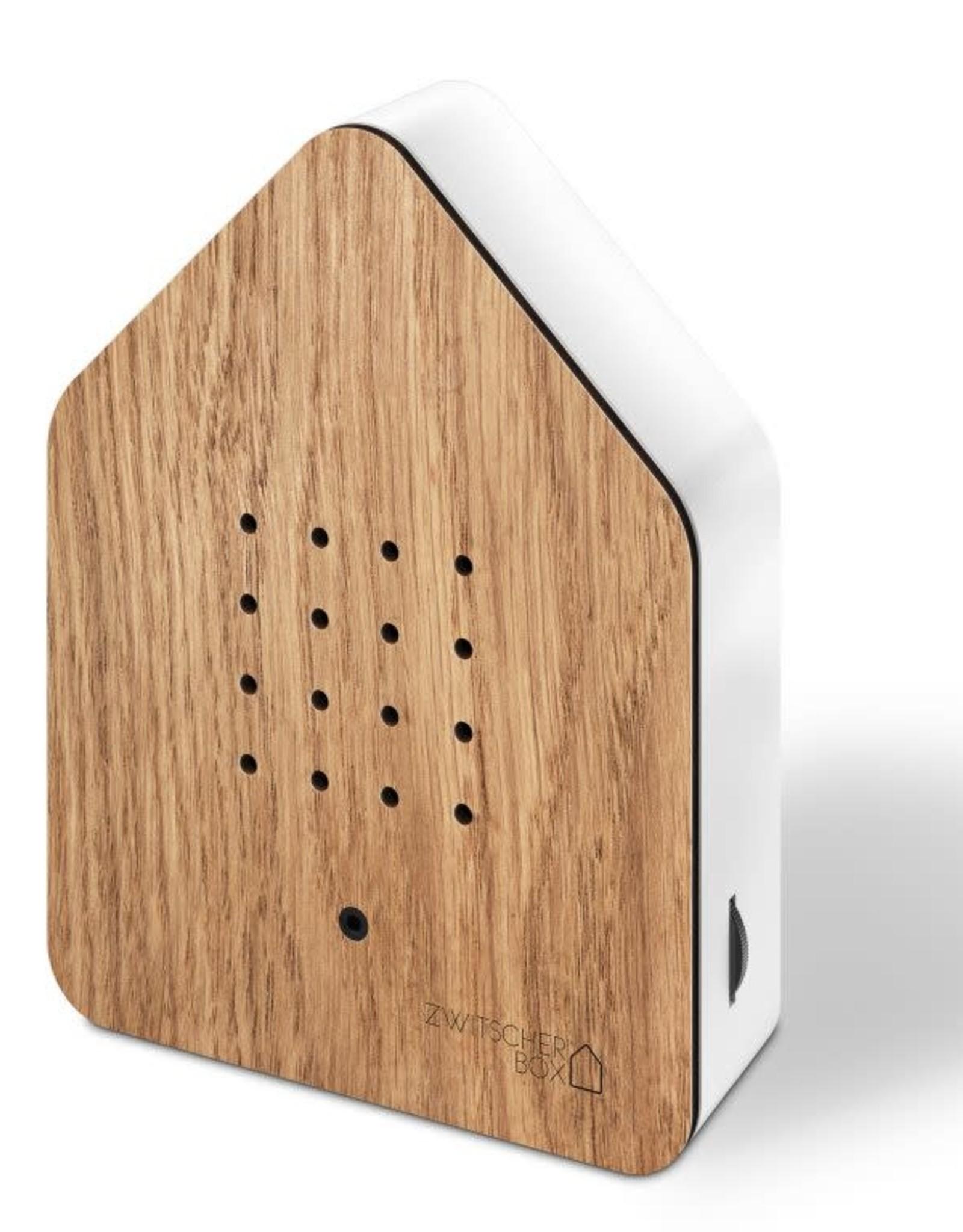 relaxound Zwitscherbox Wood Chêne