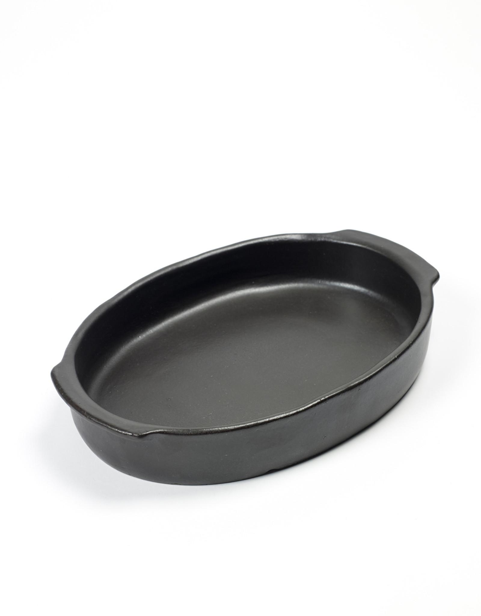 Serax Plat à four oval Pure