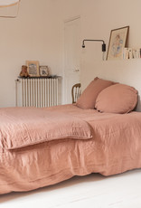 Bed & Philosophy Taie Mellow Betterave 65x65cm