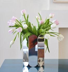 Hay Vase Arcs miroir