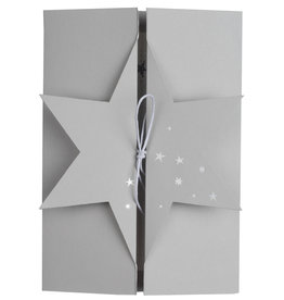 "Rader Carte de Noël ""étoile"""