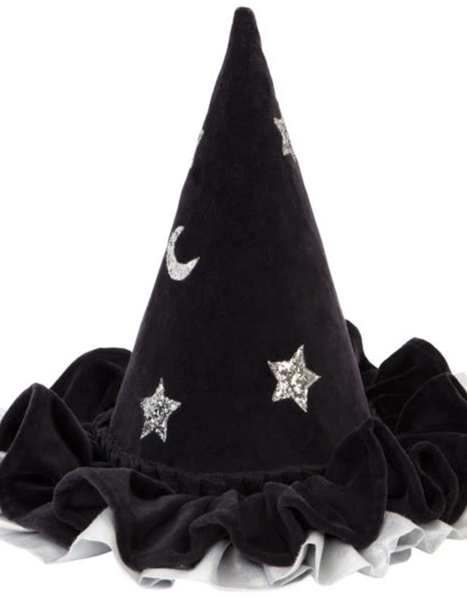 Meri Meri Chapeau noir en velours