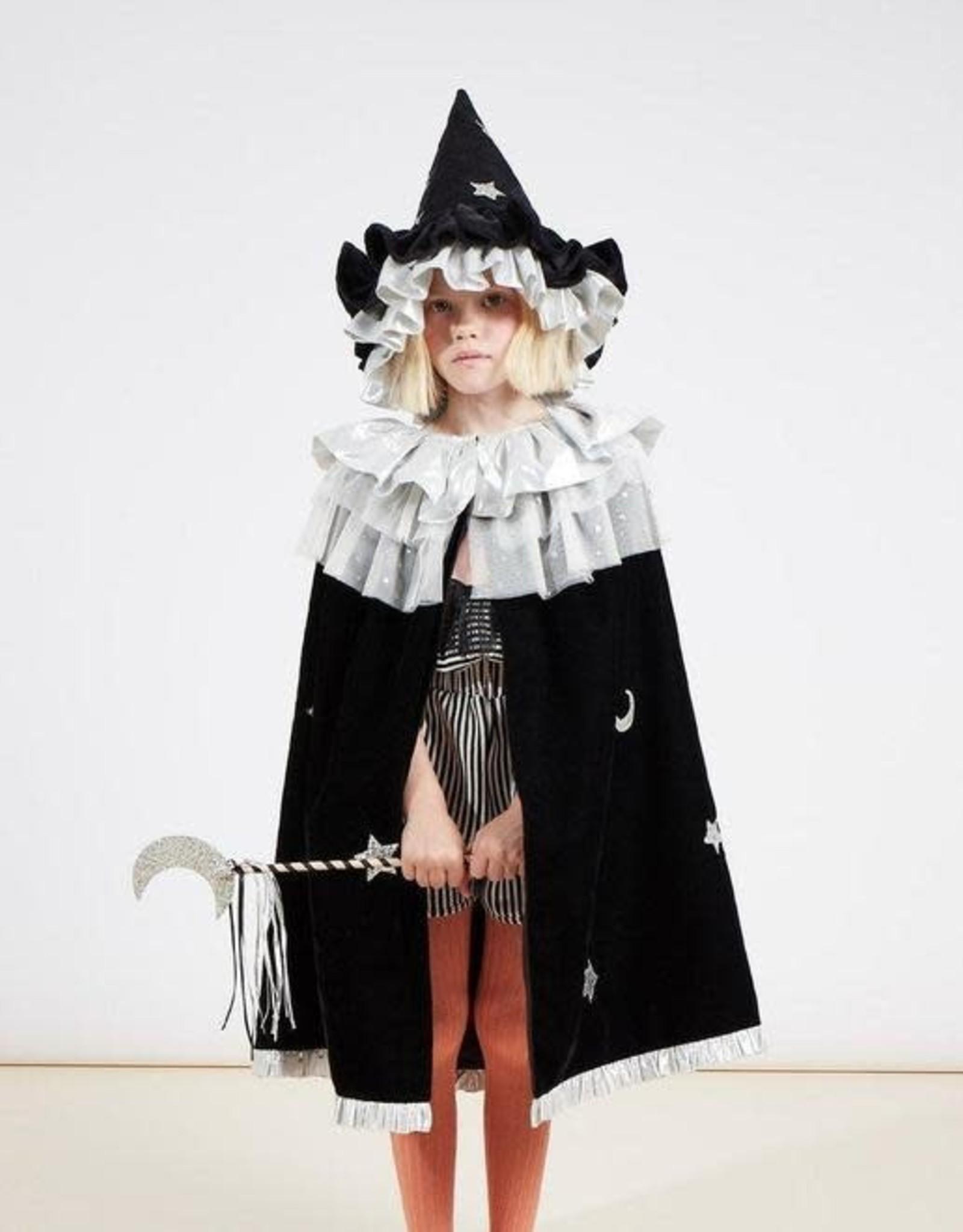 Meri Meri Cape de sorcière en velours