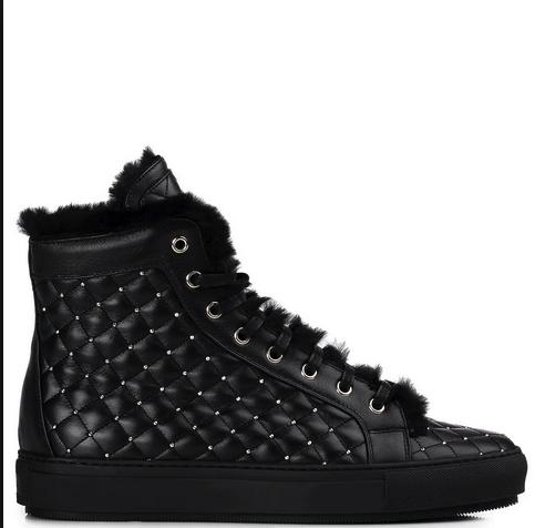 d5b2838f64375a Le Silla Sneaker Leder Pels - ZOLA leuven