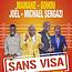 Sans Visa | Zo 03 mei 2020 om 17:00u | La Madeleine Brussel