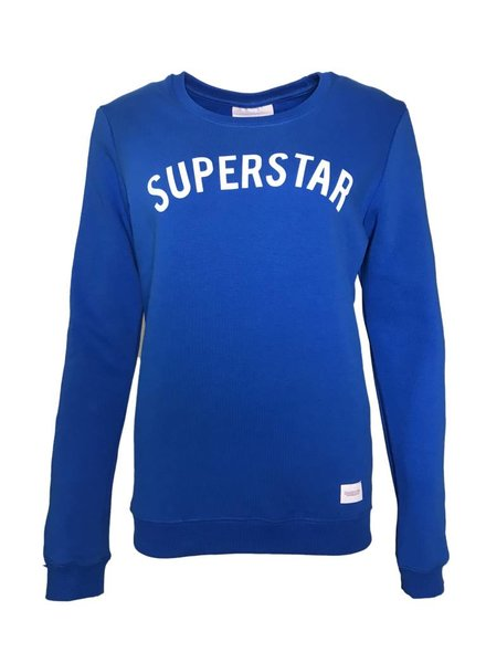 COLOURFUL REBEL SUPERSTAR SWEATER