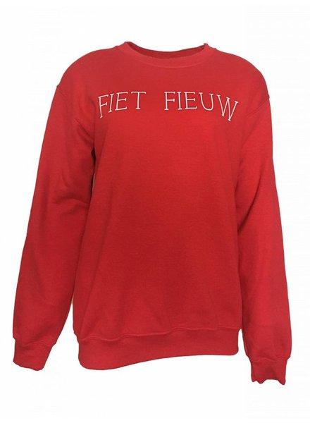 PAPERBIRD FIET FIEUW SW red