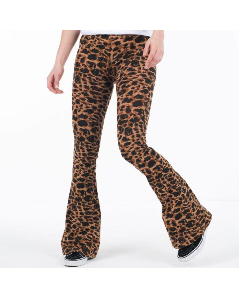 COLOURFUL REBEL LEOPARD FLARE PA