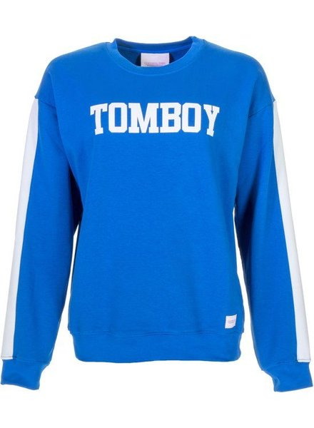 COLOURFUL REBEL TOMBOY SWEAT