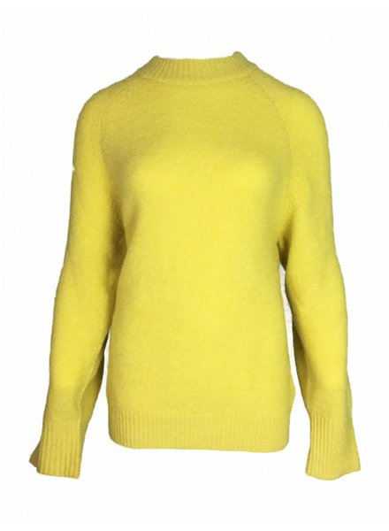 EDITED LANE KNIT yellow