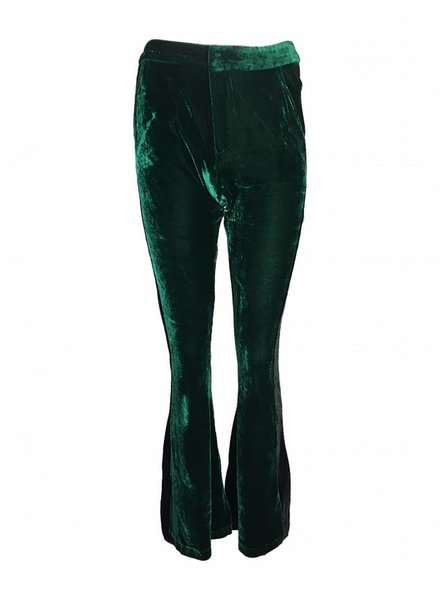 Oscar&Jane VELVET PANTS green