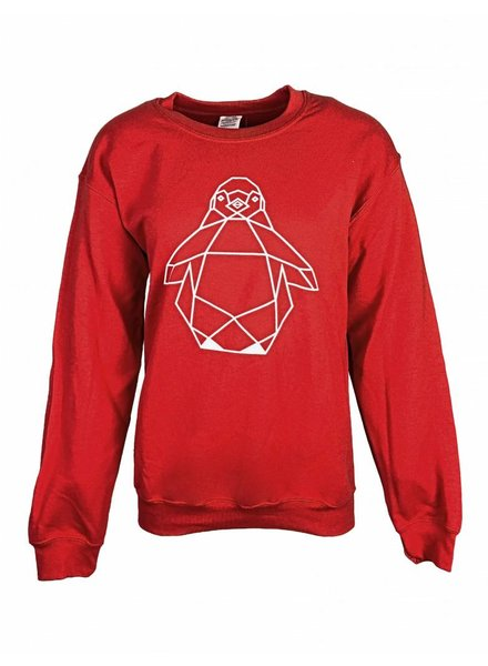 PAPERBIRD PINGUIN SW red