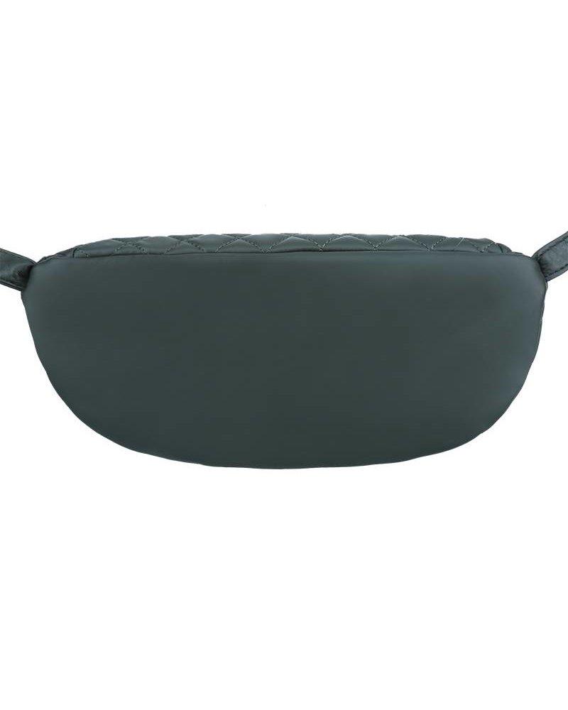 CHECK BAG green