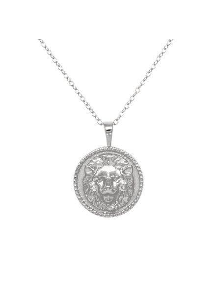 Eline Rosina LION silver