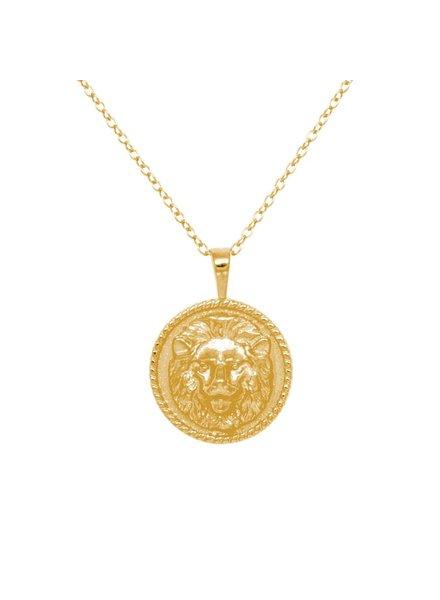 Eline Rosina LION gold
