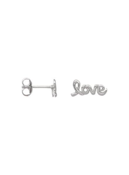 Eline Rosina LOVE XS silver