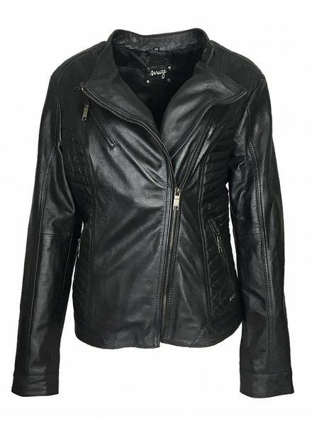 LEATHER LOVE black