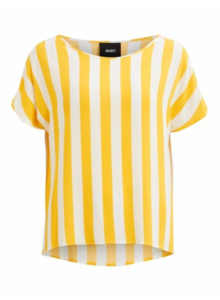 OBJECT BAY TOP yellow