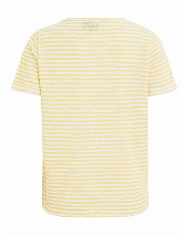 OBJECT TESSI STRIPES yellow