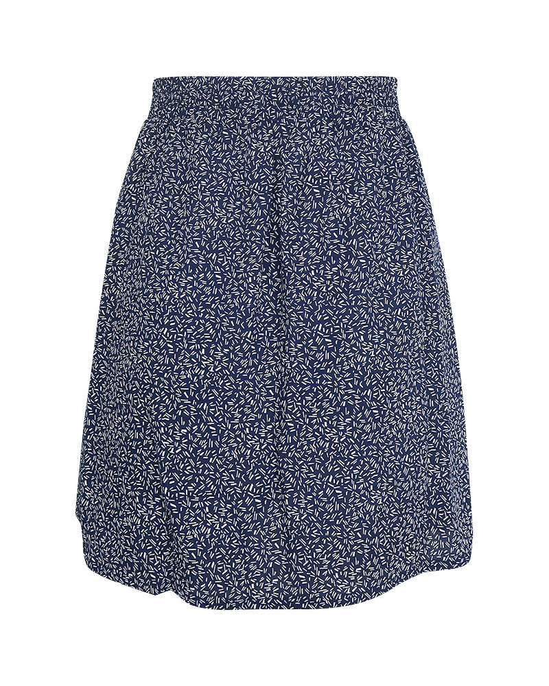 24COLOURS TINY FLOWERS SK navy