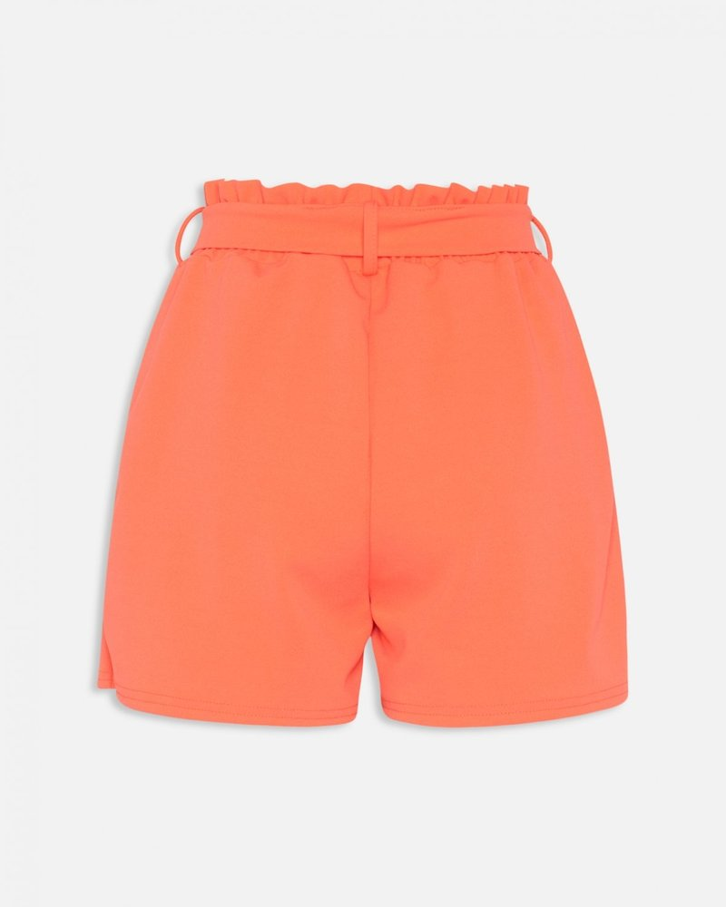 SisterS point NOTO SHORTS coral