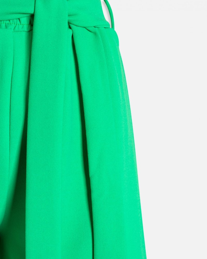 SisterS point NOTO SHORTS green