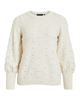 OBJECT BOUBLE off white