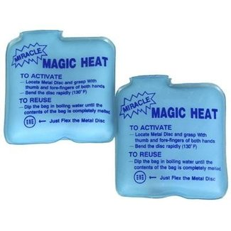 Magic Heat Warmte gelkussentje
