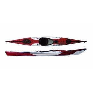 Aquarius Sea Emotion 480 LV, scheg en roer !