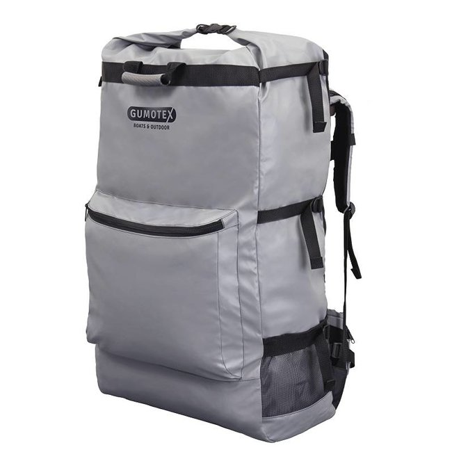 Gumotex Transport-Rugtas 100 ltr. Expeditie-Backpack systeem