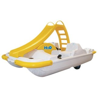 Rainbow Pedalo H2O 330, 4+ persoons