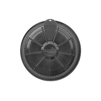 Kajak Sport Deksel Click-on, rond, 24 cm