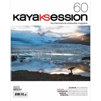 Kayak Session, Wildwater magazine
